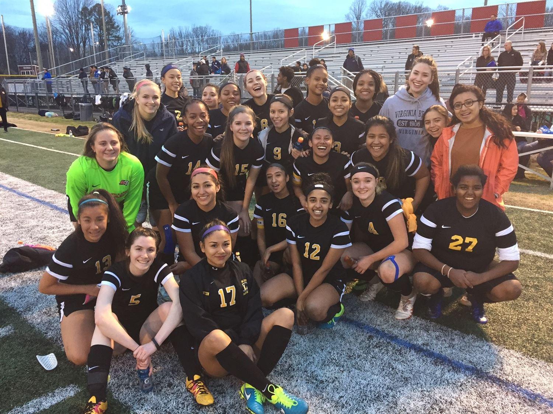 Lee High School - Robert E. Lee, Girls' Varsity Soccer