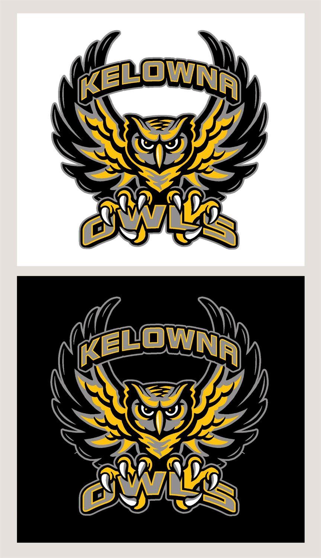 Kelowna Secondary - Senior Varsity Football
