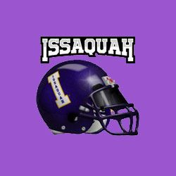Issaquah Youth Football - 2017 Rookie Purple