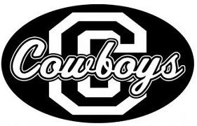 Calgary Cowboys Football - Bantam Cowboys Navy