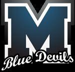 Mathews High School - Mathews Blue Devils