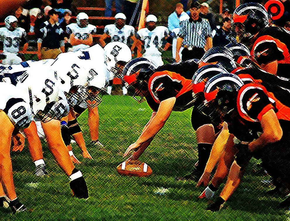 Cheboygan High School - Cheboygan Freshman Football