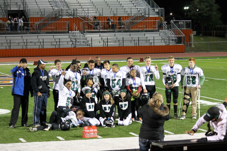 St. Paul's Prep High School - Boys Varsity Football