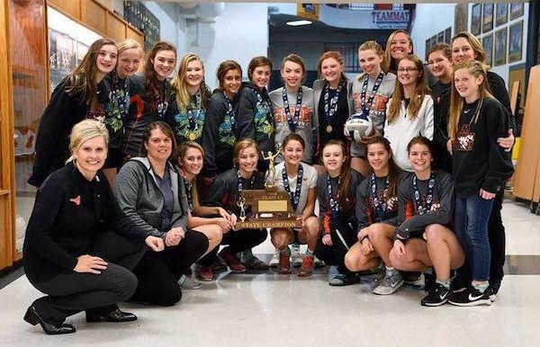Stanton High School - Girls Varsity Volleyball