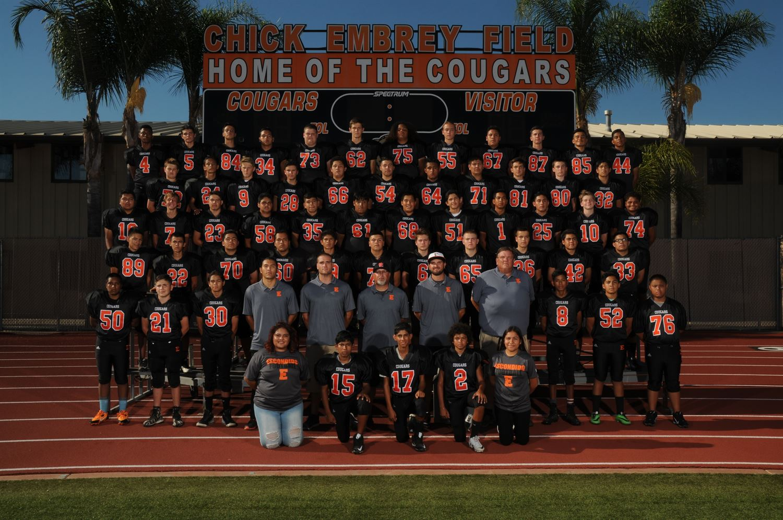 Escondido High School - Boys Frosh Football