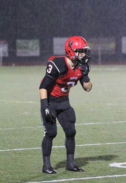 Oregon City Youth Football -TVYFL - Oregon City 8th Grade Varsity