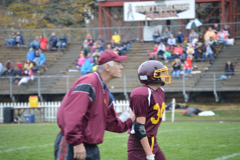 Randy Dominguez Youth Teams - Little Raiders