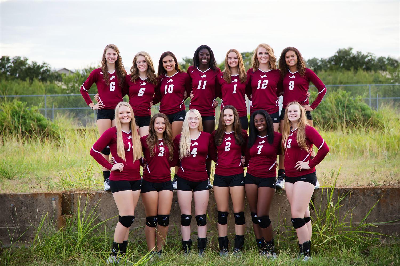 Brownwood High School - Girls Varsity Volleyball