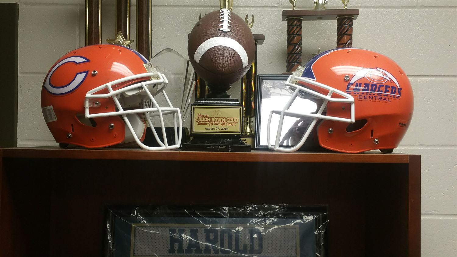 Central High School - Charger Football