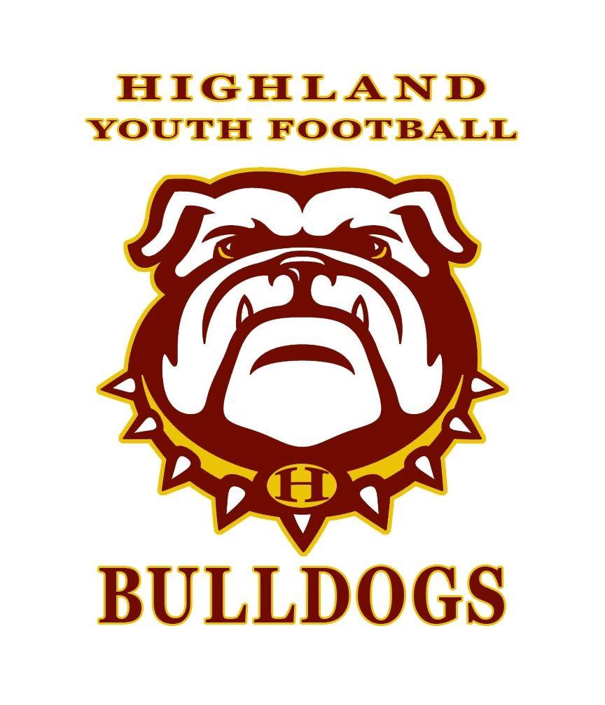 Highland Youth Football Bulldogs - PYFL - Senior Bulldogs
