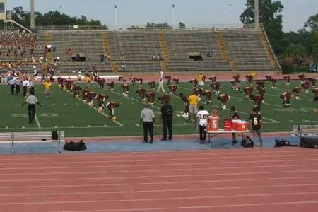 McDonogh 35 High School - Boys Varsity Football