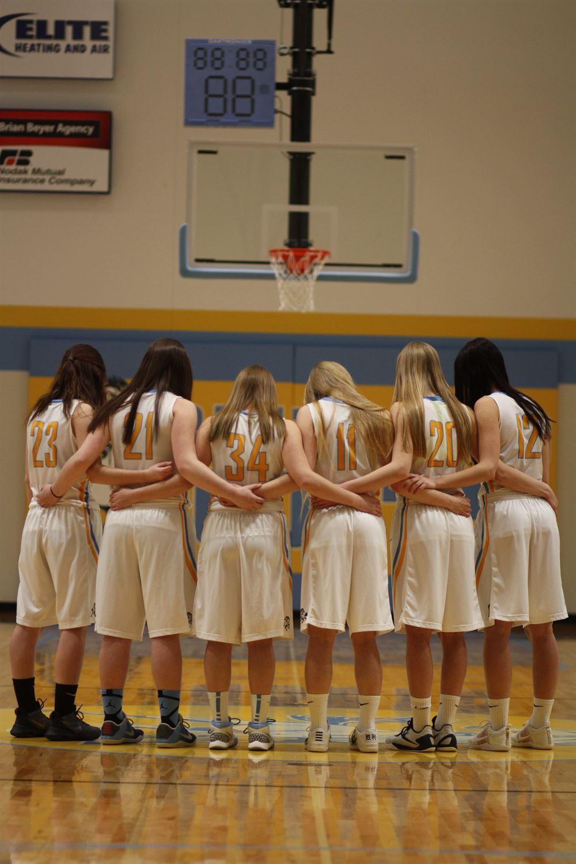 Richland High School - Girls' Varsity Basketball