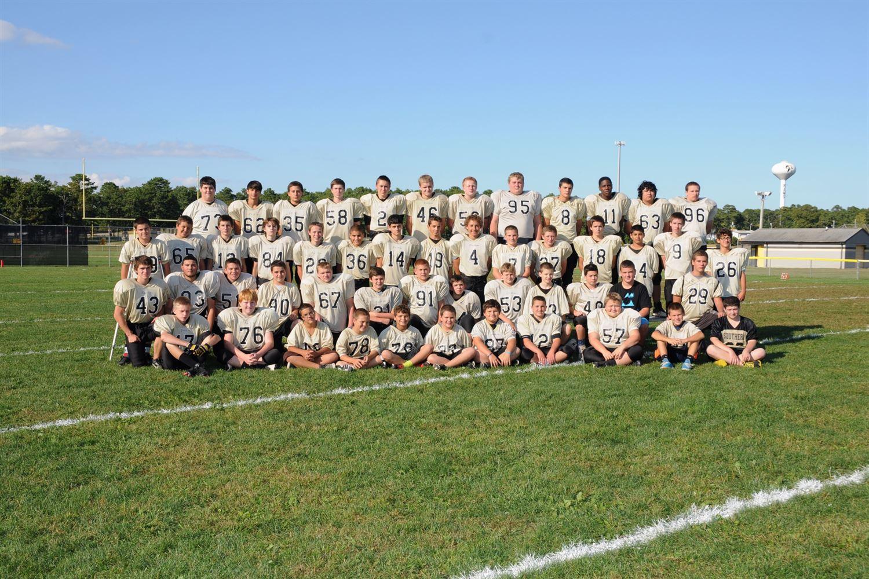 Southern Regional High School - Middle School FOOTBALL