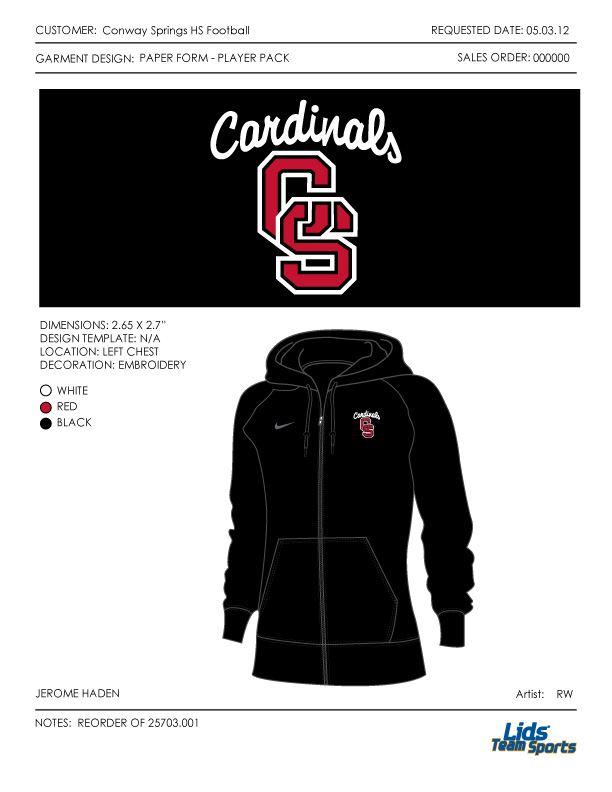Conway Springs High School - CSMS Football