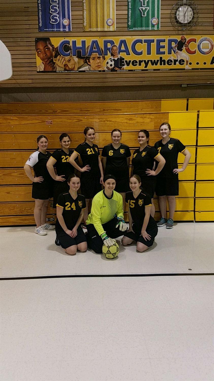 Voznesenka High School - Girls' Varsity Soccer