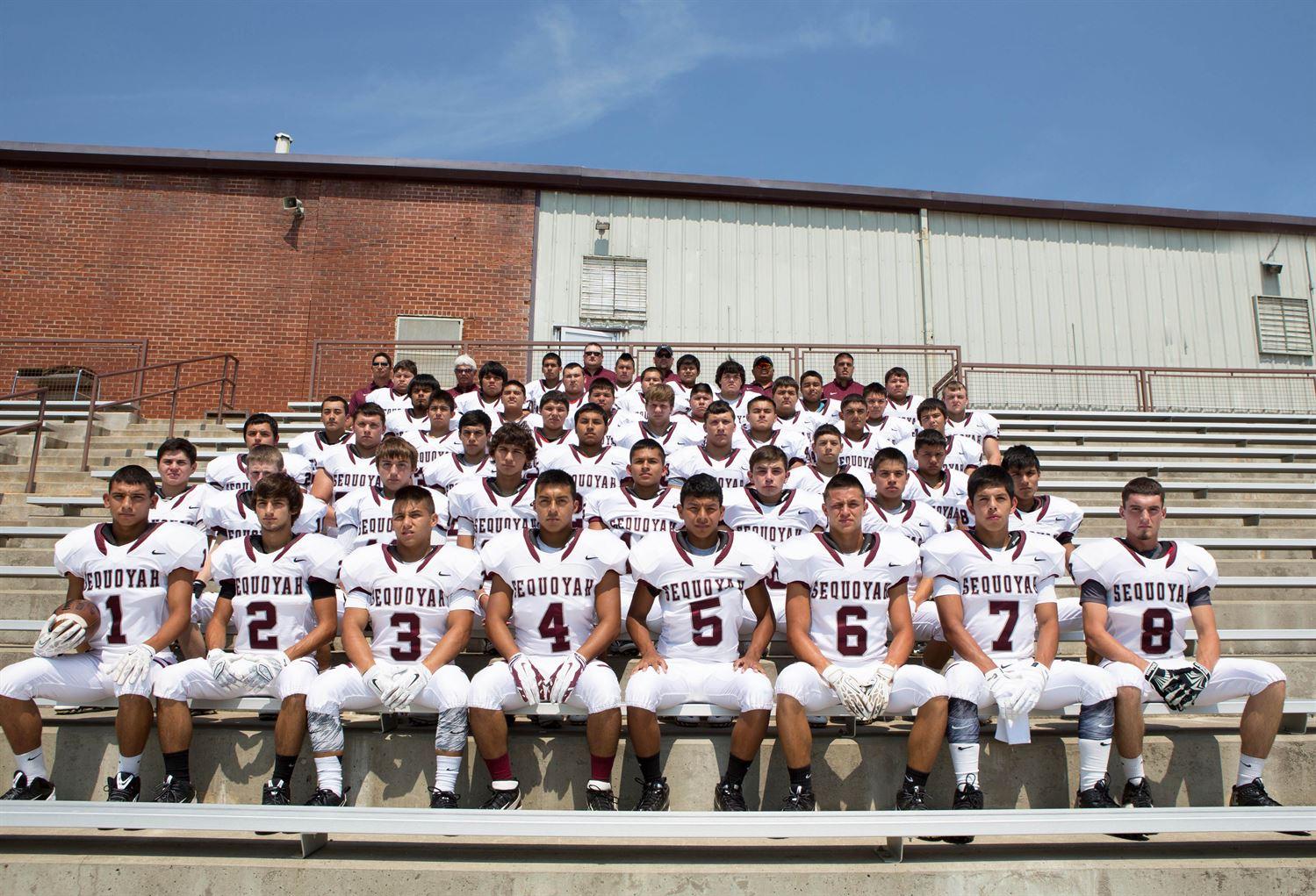 Sequoyah (Tahlequah) High School - Boys Varsity Football