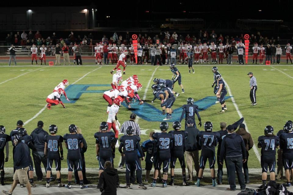 Platte Valley High School - Boys Varsity Football
