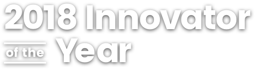 Innovator of the Year 2018