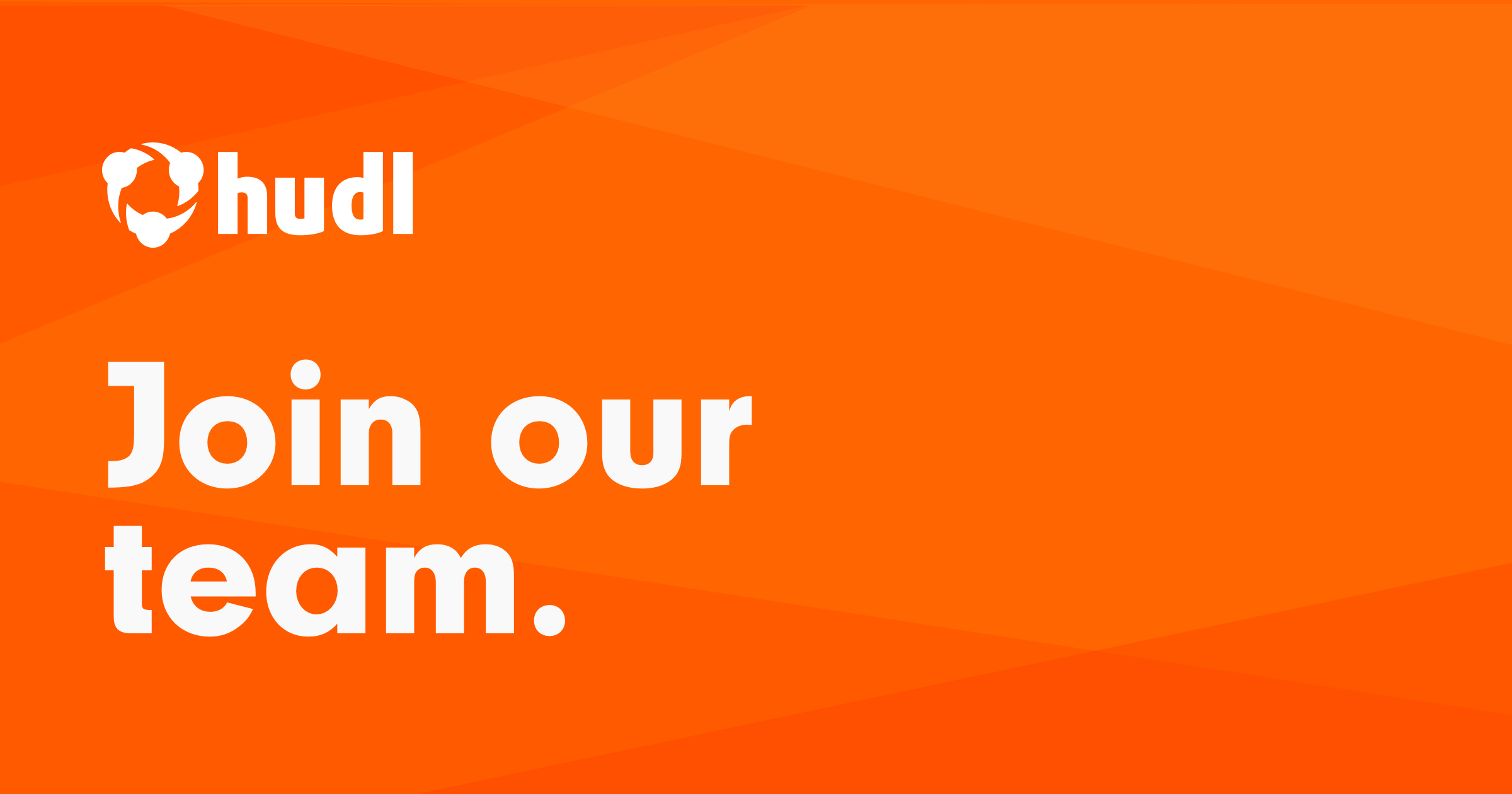 Hudl Join Our Team
