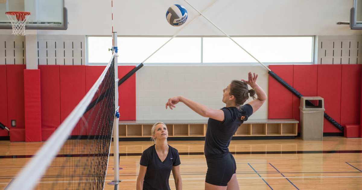 volleyball force and momentum Newton's laws of motion are three physical laws that, together,  because force is the time derivative of momentum, the concept of force is redundant and subordinate to the conservation of momentum, and is not used in fundamental theories (eg, quantum mechanics,.