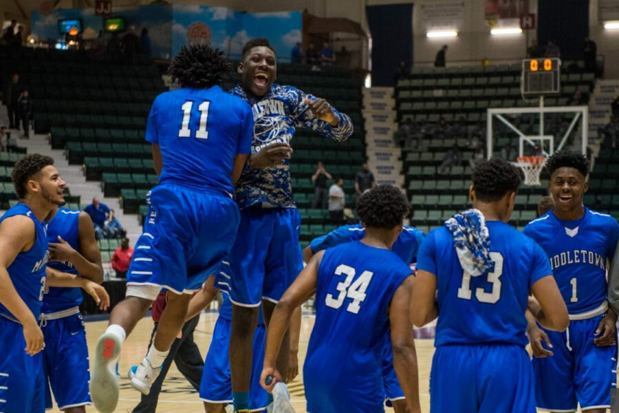 How Hudl helped Middletown High School build a basketball program