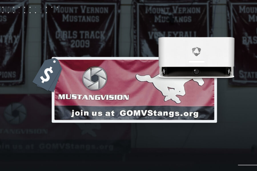 Mustang Vision broadcasts gave this high school the monetary boost they needed during COVID-19.