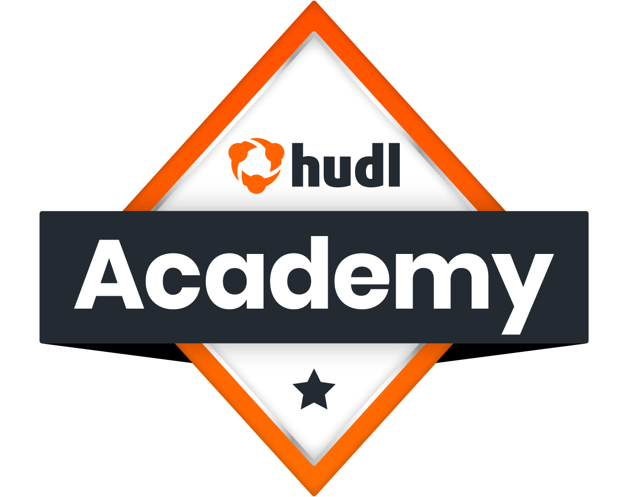 Hudl Academy Badge