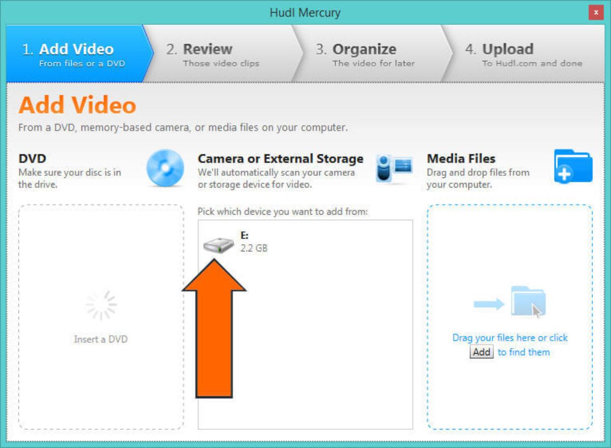 Camera Or External Storage