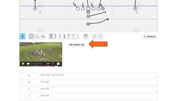 how to create playlist hudl