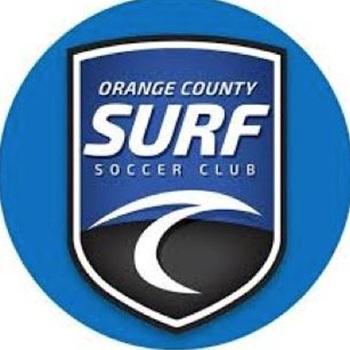 OC Surf Soccer Club - OC Surf Soccer Club Girls U-14