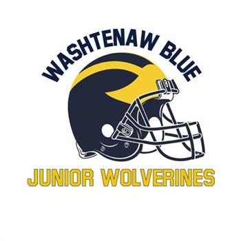 Washtenaw Junior Football - JV Blue