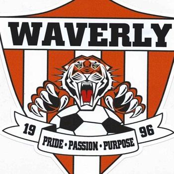 Waverly High School - Waverly Tigers Men's Soccer