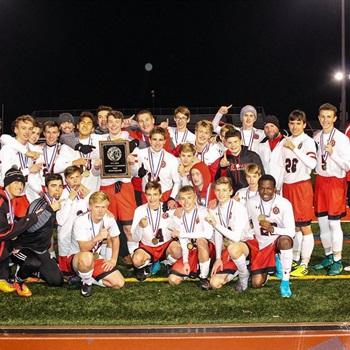 Crestwood High School - Boys Varsity Soccer