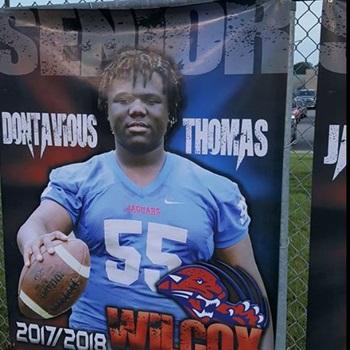Dontavious Thomas