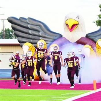 Fairfield High School - Boys Varsity Football