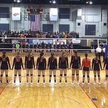 Munising High School - Girls' Varsity Volleyball