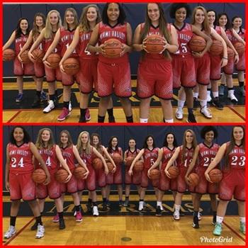 Miami Valley High School - Girls Varsity Basketball