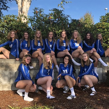 LaCenter High School - Girls' Varsity Volleyball