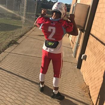 Sterling (Junior)Chavis 3rd