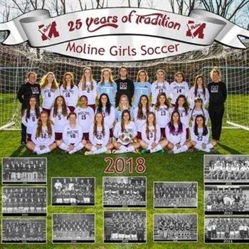 Moline High School - Moline Girls Soccer