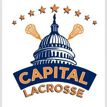 Capital Lacrosse - 2021 Orange