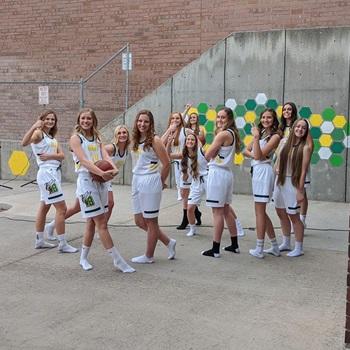Bonneville High School - Girls' Varsity Basketball
