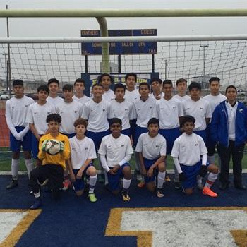 Pflugerville High School - Boys JV Gold