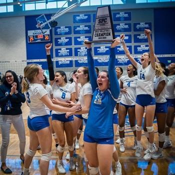 Episcopal High School - Girls' Varsity Volleyball