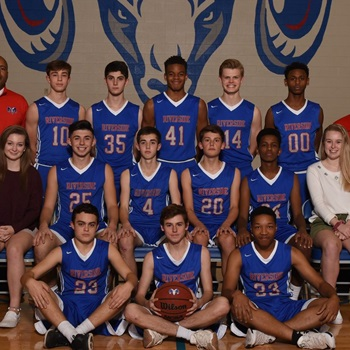Riverside High School - Boys' JV Basketball