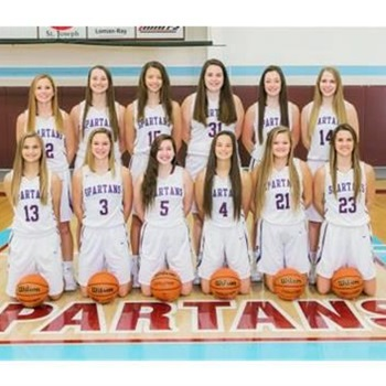 St. Joseph-Ogden High School - Girls' Varsity Basketball