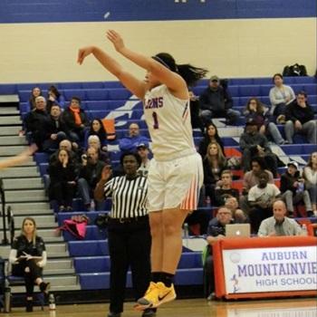 Girls Varsity Basketball Auburn Mountainview High School