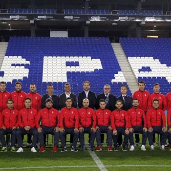 RCD Espanyol - Entrenadores