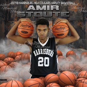 Amir Stoute