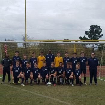 Episcopal High School - Boys Varsity Soccer